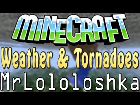 Обзор модов #109 (ТОРНАДОООО!) (Weather & Tornadoes)