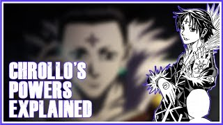 Chrollo's Abilities EXPLAINED - Hunter x Hunter
