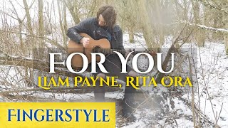 Download Lagu Liam Payne, Rita Ora - For You (Fifty Shades Freed) - Fingerstyle Guitar Cover Gratis STAFABAND