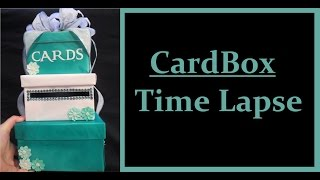 How I Made my Cardbox, TimeLapse (No Talking) | Our Lives, Our Reasons, Our Sanity