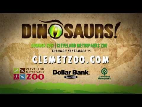 DINOSAURS! at Cleveland Metroparks Zoo
