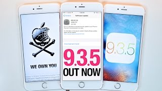 iOS 9.3.5 Released - Everything You Need To Know!