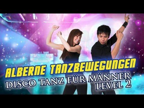 Disco Tanz Für Männer Level 2 - Alberne Tanzbewegungen