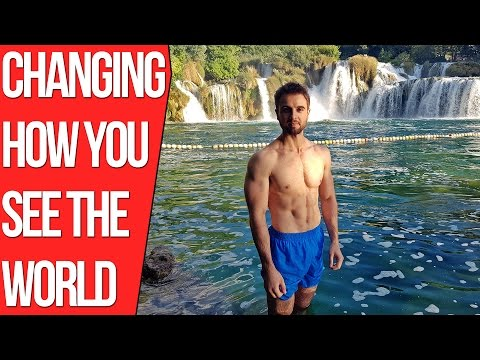 Healthy Lifestyle Motivation - Change The Way You Look At The World