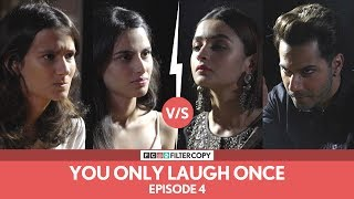 FilterCopy Vs. Varun Dhawan and Alia Bhatt | YOLO: You Only Laugh Once | S01E04 | Ft. Aisha & Yash
