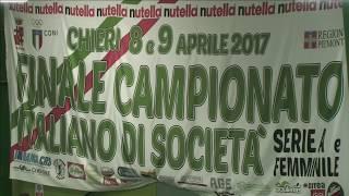 Volo serie A 2017 - Finali scudetto Maschile e Femminile - Differita streaming 2/2