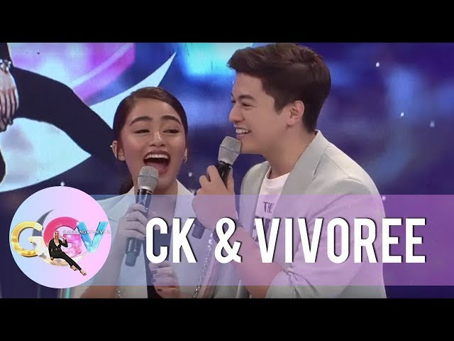 Vice Ganda asks the real relationship status of Vivoree and CK   GGV