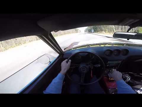 LS1 240Z test videos
