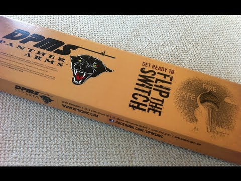 DPMS Oracle Unboxing / Vortex StrikeFire