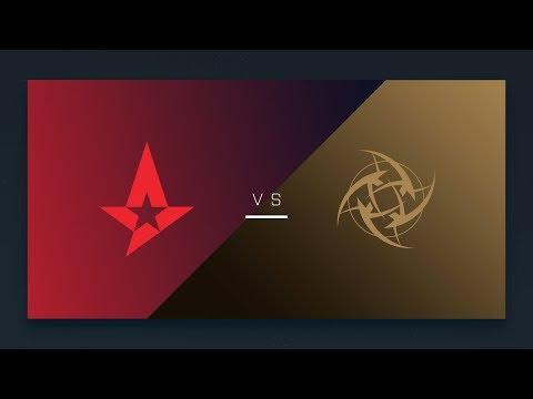 CS:GO: Astralis vs. NiP [Inferno] Map 1 - EU Day 7 - ESL Pro League Season 6