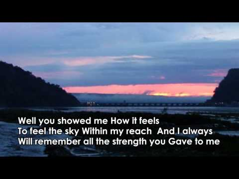 There You'll Be - Faith Hill (Lyric)