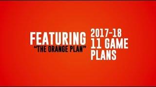 11 Game Plans Orange Plan