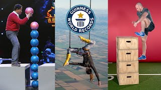Play this video DANG! That39s ПППП - Guinness World Records