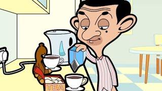 Morning Tea   Funny Episodes   Mr Bean Cartoon World