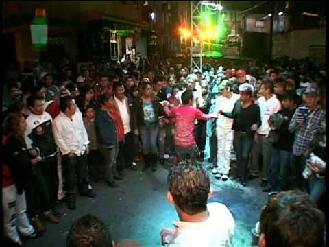 SONIDO SIBONEY RUDOS DE LA PASTORA 2011 CUMBIA PERUANA
