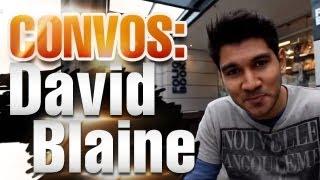 David Blaine 2014
