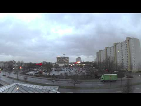 Time Lapse from Capthorn Hotel in Hannover (Germany) with ContourROAM.
