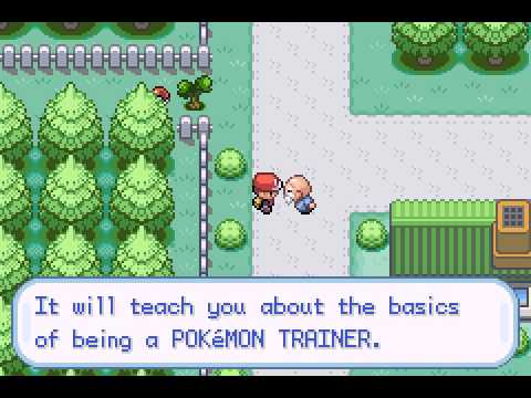 Pokemon Leaf Green - Pokemon Leaf Green Episode 3: Gary Freakin