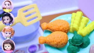 Play Doh Cooking Play Set Makin Foods Playdoh