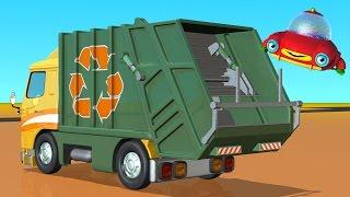 TuTiTu xe chở rác