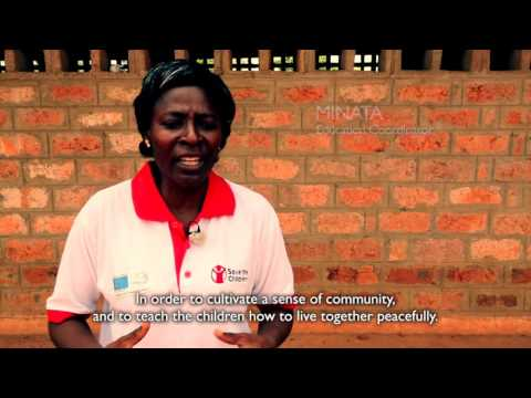 You can teach peace - Central African Republic