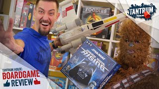 Star Wars: Dark Side Rising Board Game Review