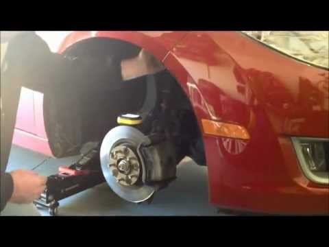 2009 Mazda 6 - low beam headlight lamps bulbs replacement - how to ( CX-7 too )