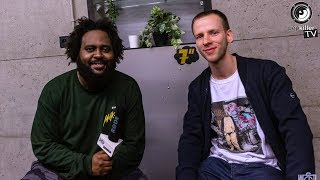 "Bas (Dreamville) - interview - road to ""Milky Way"", ""Tribe"", J. Cole, 50 Cent (Popkiller.pl)"