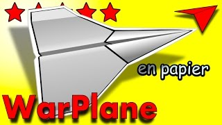 how to make a PAPER PLANE longest flying step by step. ORIGAMI PLANE