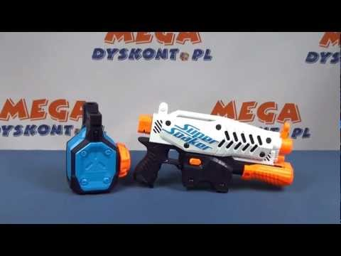 Nerf Super Soaker Arctic Shock Water Blaster - NERF - Hasbro - www.MegaDyskont.pl