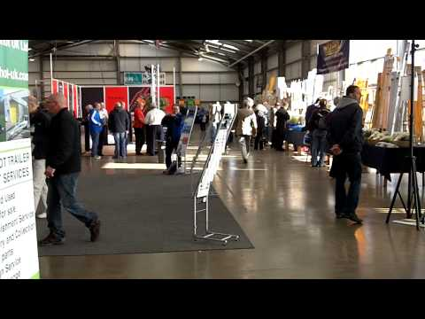National Hamfest, Newark 2012 - Main Hall video 1