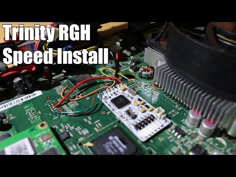 Trinity RGH Speed Install