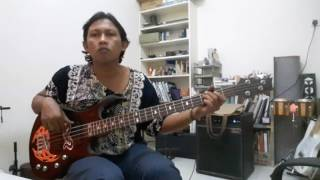Cari Erti - ASIW Band Tutorial Basslines with guide vokal by sharul