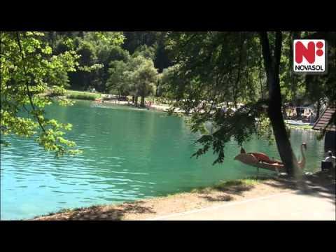 Nad Jeziorem Bled W Słowenii