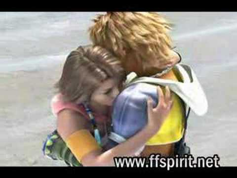 Tidus & Yuna-Happy Ending Reunion