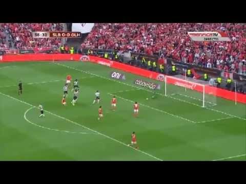 Benfica 2-0 Olhanense  ☆CAMPEÕES☆   HD