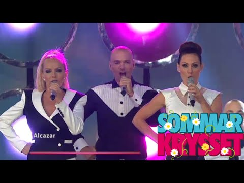 Alcazar - Good Lovin' - Sommarkrysset (TV4)