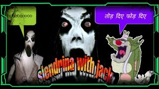 Jack vs slendrina | slendrina the celler gameplay | in hindi oggy and the cockroaches