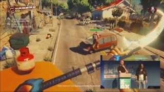Dead Island 2 Live Gameplay Demo - EGX 2014