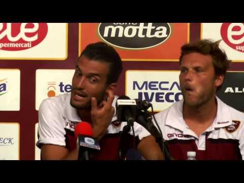 Salernitana - Spezia 0-2, intervitsa post gara a Riccardo Colombo