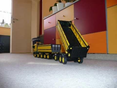 lego technic dump truck 10x4 dreiachs dreiseitenkipper. Black Bedroom Furniture Sets. Home Design Ideas