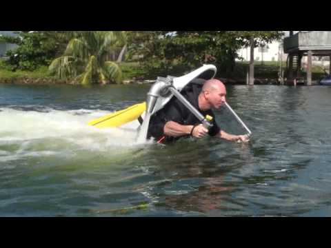 Jetlev training 4 of 5