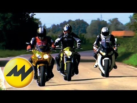 Honda CB 1000R, CBF 1000 und Fireblade Ein Motor, drei Konze