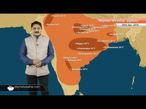 Weather Forecast for April 29: Light rain may bring relief in parts of Maharashtra and Telangana