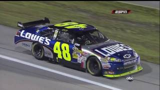 2009 NASCAR Cup Series Championship Congratulations to Jimmie Johnson (Part 1)