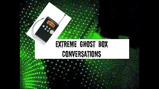Afraid to take a nap. GHOST BOX SAYS DEMONIC Paranormal Evidence Real haunted house