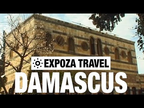 Damascus Travel Video Guide