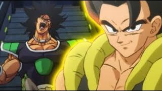 2018 Broly Movie Power Levels