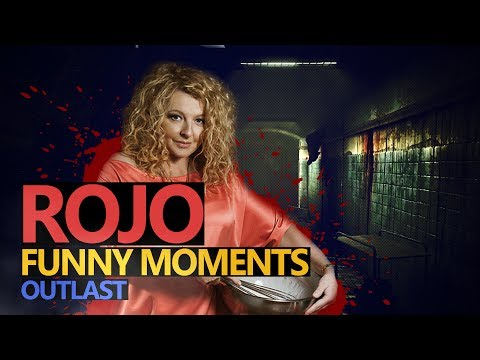 Funny Moments #2: Outlast - Rojo & Urhara