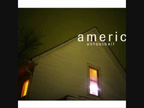 American Football - The Summer Ends